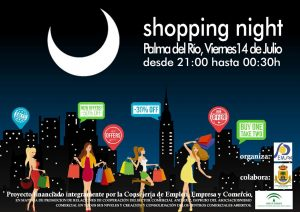 I Edición Shopping Night de Palma del Rio
