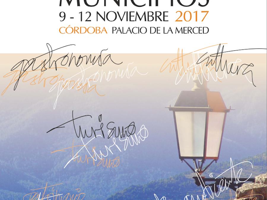 FERIA DE LOS MUNICIPIOS DE CORDOBA 2017