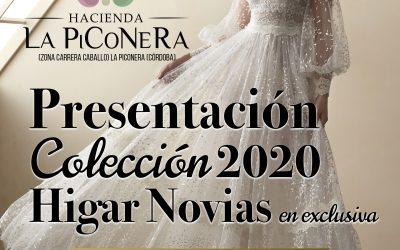 HIGAR NOVIAS «LA HACIENDA LA PICONERA» 2019
