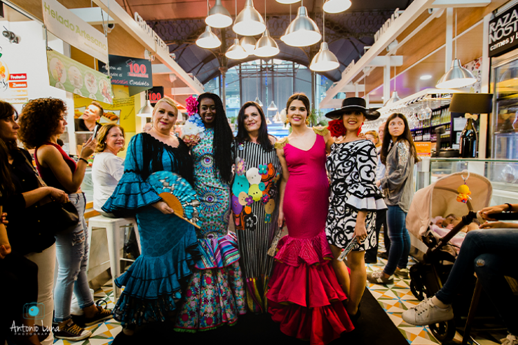 Showroom de Moda Flamenca 2017 - 002